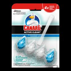 Bloc cuvette active clean blanchissant marine CANARD