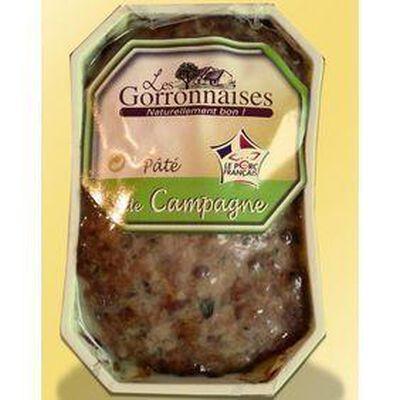 PATE DE CAMPAGNE 260GR LES GORRONNAISES