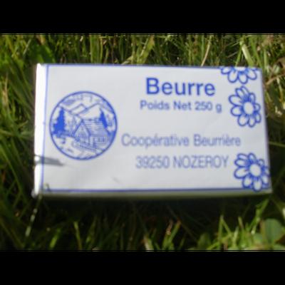 Beurre Laitier De Nozeroy -  250Gr