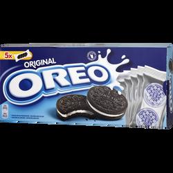 Cookies fourrés goût vanille OREO, 220g