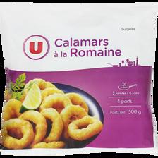 Calamars à la romaine U, 500g