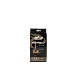 Café moulu l'espresso italiano LAVAZZA, 250g