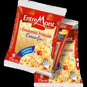 Entremont Emmental Râpé Au Lait Thermisé Entremont, 29% De Mg, 3x70g