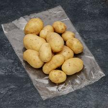 Pomme de terre Charlotte, de consommation à chair ferme, BIO, Calibre35/55mm, catégorie 2, France, Sachet 1kg