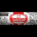 Saint-Loup Fromage De Chèvre Au Lait Pasteurisé Saint Loup, Cendré 24% De Mg, 180g
