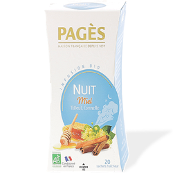 INFUSION NUIT MIEL