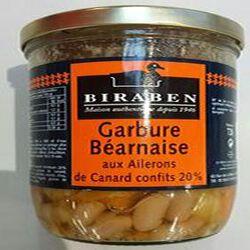 BOCAL GARBURE BEARNAISE 1485GR