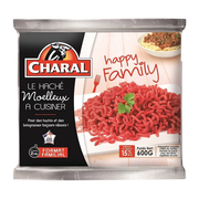Charal Haché Moelleux À Cuisiner Happy Familly Charal, 600g