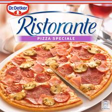 Pizza ristorante spéciale DR.OETKER, boîte de 330g