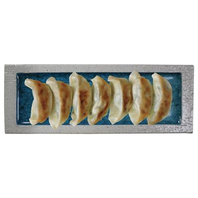 7 pieces de raviolis japonais poulet,legumes 130g