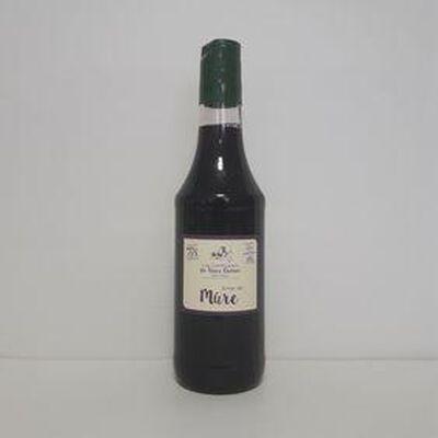 Sirop de mûre LES CONFITURIERS DU VIEUX CHÉRIER bouteille 50cl