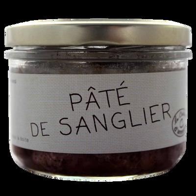 Pâté de sanglier LA CUISINE D'ANNETTE, 200g