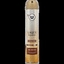 Petit Brun Laque Lumière Cheveux  By U, 300ml