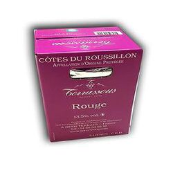 AOC CR ROUGE 5 LITRES TERRASSO