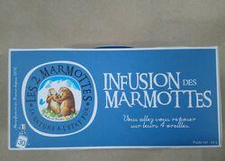 INFUSIONS LES DEUX MARMOTTES