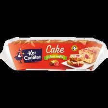 Cake aux fruits confits (cuit dans son moule) KER CADELAC, 380g