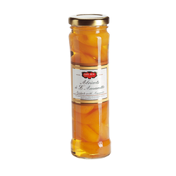 Abricots amaretto ERIC BUR, 211ml soit 195g