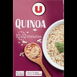 Quinoa U, étui de 400g