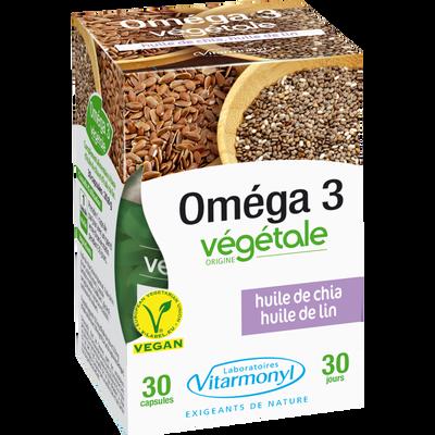 Gamme vegetale - omega 3