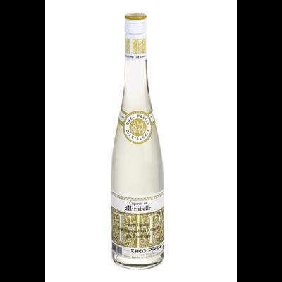 Eau de vie de mirabelle THEO PREISS, 45°, bouteille de 70cl
