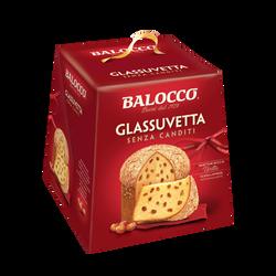 Panettone glassuvette BALOCCO, 750g
