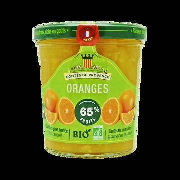 Les Comtes de Provence Confiture D'orange Bio Les Comtes De Provence, 350g