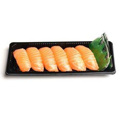 SUSHI SAUMON 6 pièces: 6 pièces de sushi saumon