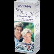Shampooing reflets BEL ARGENT, gris nacré