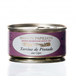 *PATE PINTADE AUX CEPES 130G