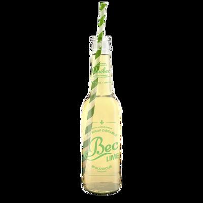 BEC COLA lime, bouteille de 275 ml