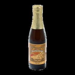 Bière belge blonde Pêcheresse LINDEMANS, 2,5°, 25cl