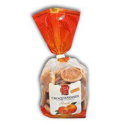 Croquandises aux abricots et miel  LE TECH 230G
