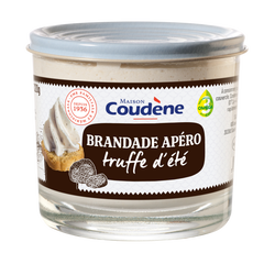 Brandade apéro truffe d'été COUDENE 120g