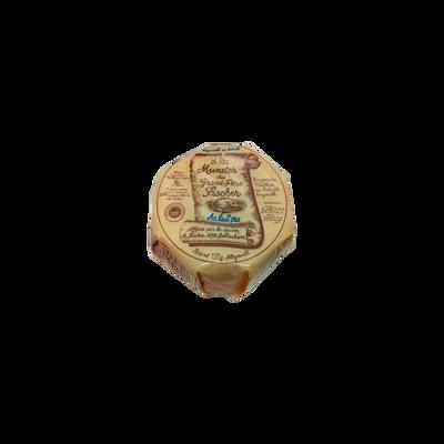Munster gerome AOP au lait cru, 26%mg, Grand Père Fischer 125g