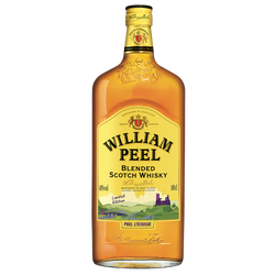Scotch Whisky WILLIAM PEEL, 40°, 1litre édition limitée