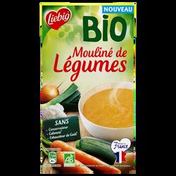 Soupe mouliné de légumes bio LIEBIG, 1l
