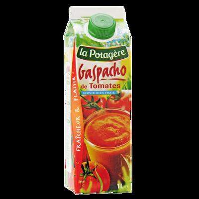 Gaspacho de tomates LA POTAGERE, 1 litre