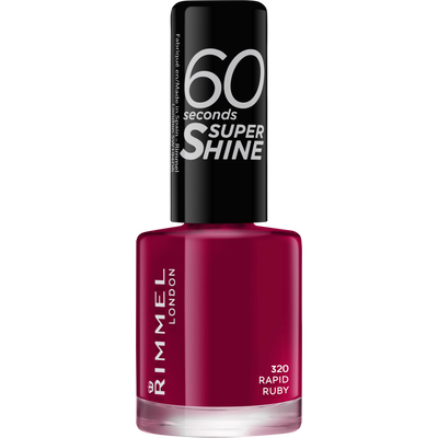 Vernis à ongle 60 seconds super shine 320 RIMMEL,  8ml