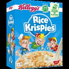 Céréales rice krispies KELLOGG'S, paquet de 375g