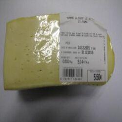 Tomme LAIT cru de vache pour aligot, 25,5%MG,