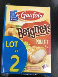 BEIGNET PLT LE GAULOIS 2X200G