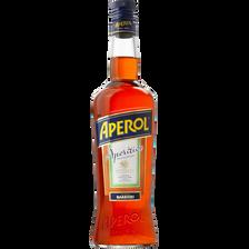 Apéritif APEROL, 15°, bouteille de 1l