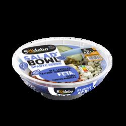 Salad'bowl sparte SODEBO 330g offre découverte