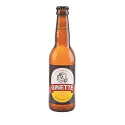 Bière blonde GINETTE 5° 33cl