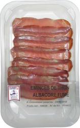 *EMINCE DE THON ALBACORE FUME