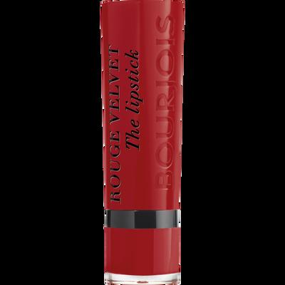 Rouge à lèvres velvet 011 BOURJOIS, 2,4gr