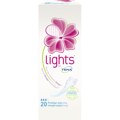 Protège lingerie Long Light By TENA, x20