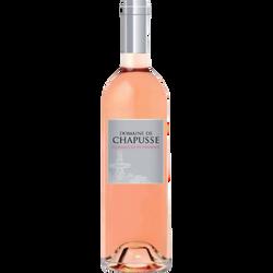 Vin rosé AOP Coteaux d'Aix en Provence Domaine de la Chapusse, 75cl