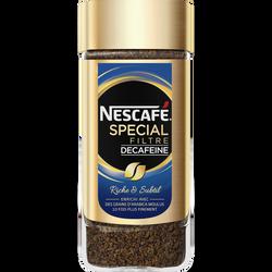 Café soluble décaféïné Spécial Filtre NESCAFE, 100g