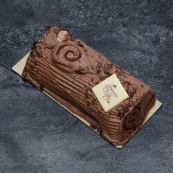 Bûche Crème au Beurre Chocolat, 8 parts, 720g